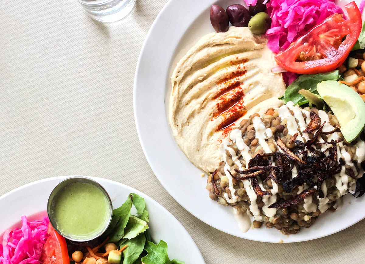 Where to Eat Vegan in Vancouver