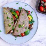 Breakfast Crêpes (vegan + gluten-free)