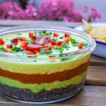 4-Layer Vegan Summer Dip (vegan + gf)