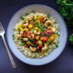 Vibrant Thai Yellow Curry (vegan + gf)