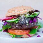 The Easiest Black Bean Burgers (vegan + gluten-free)