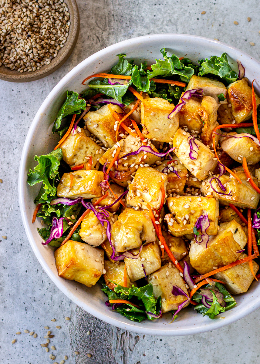 How to Make Crispy Tofu by Vancouver with Love